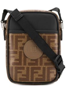 Fendi FF print crossbody bag
