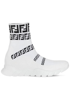 Fendi Ff Signature Socks Sneaker