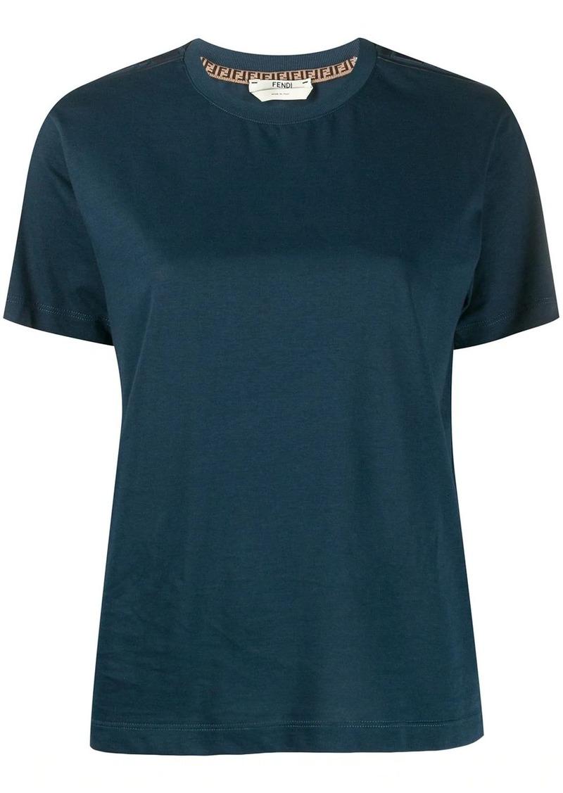 Fendi FF sleeve T-shirt
