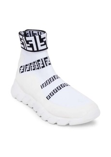 Fendi FF Sock Sneakers