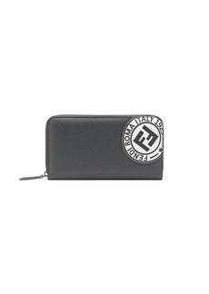 Fendi FF stamp patch wallet
