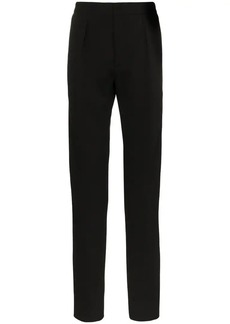 Fendi FF ticker tape logo trousers