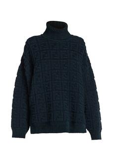 Fendi FF Turtleneck Sweater