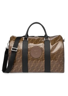 Fendi FF Vetrificato Print Duffle Bag