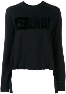 FFendi logo sweatshirt
