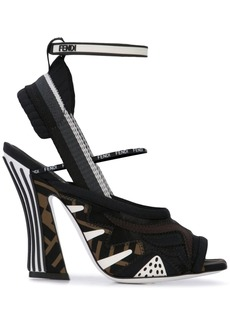 Fendi FFreedom technical mesh sandals