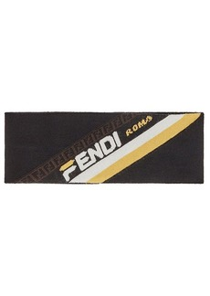 FendiMania logo headband