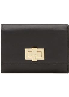 Fendi flap purse