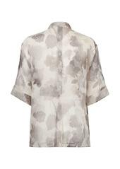 Fendi floral print short-sleeve shirt