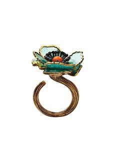 Fendi flower ring