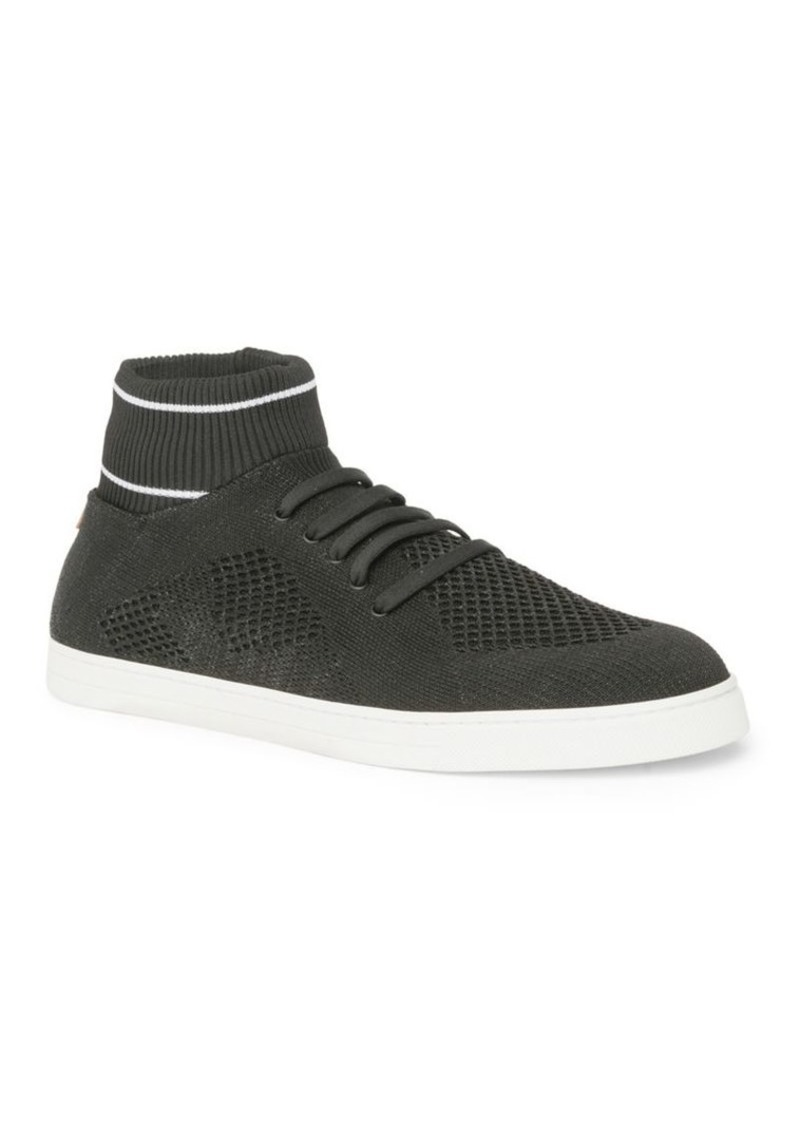 Forever Fendi Knit Sock Sneakers