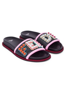 Fendi Fun Fair Logo Slides