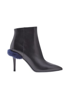 Fendi Furryous ankle boots