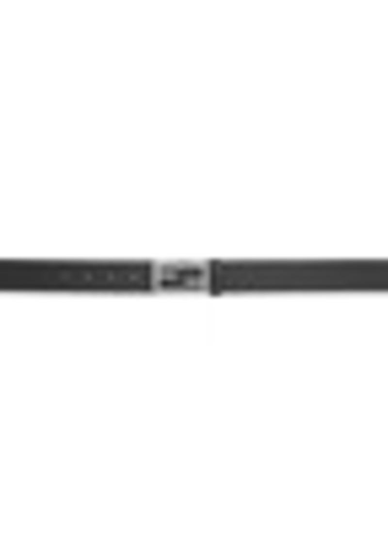 Fendi Grey Calfskin Belt