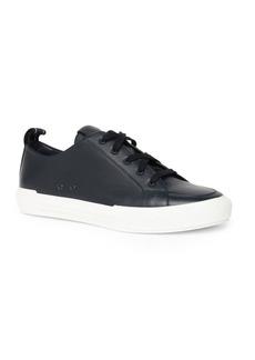 Fendi Gum Sole Leather Sneakers