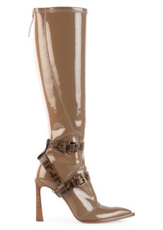 Fendi Harness Buckle Boots