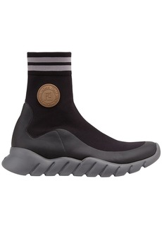 Fendi hi-top sock sneakers