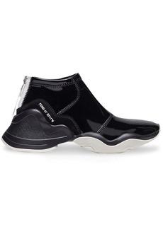 Fendi FFluid glossy sneakers