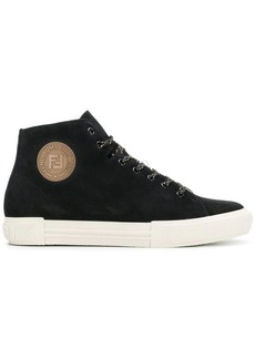 Fendi high top sneakers