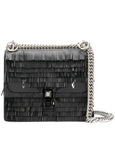 Fendi Kan I fringe mini shoulder bag