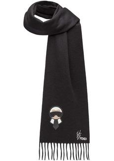 Fendi Karl scarf
