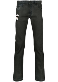 Fendi Karlito slim fit jeans