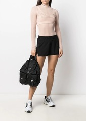 Fendi layered-effect mesh bodysuit