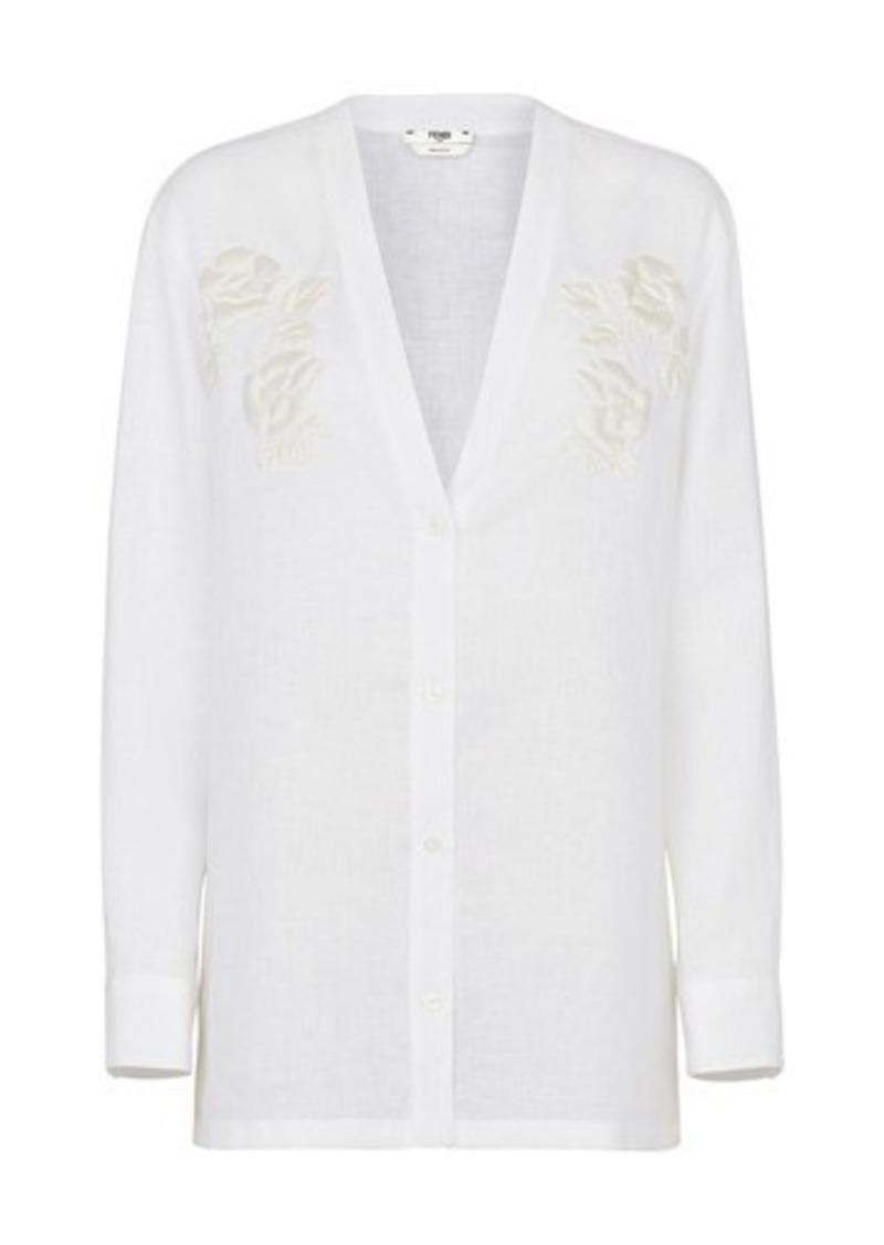 Fendi Linen Shirt