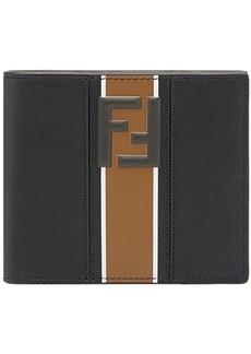 Fendi logo bi-fold wallet