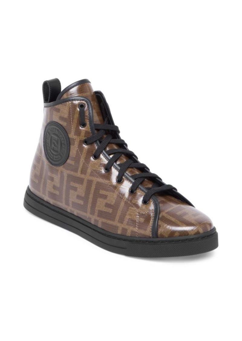 e259579e1c Logo High-Top Sneakers