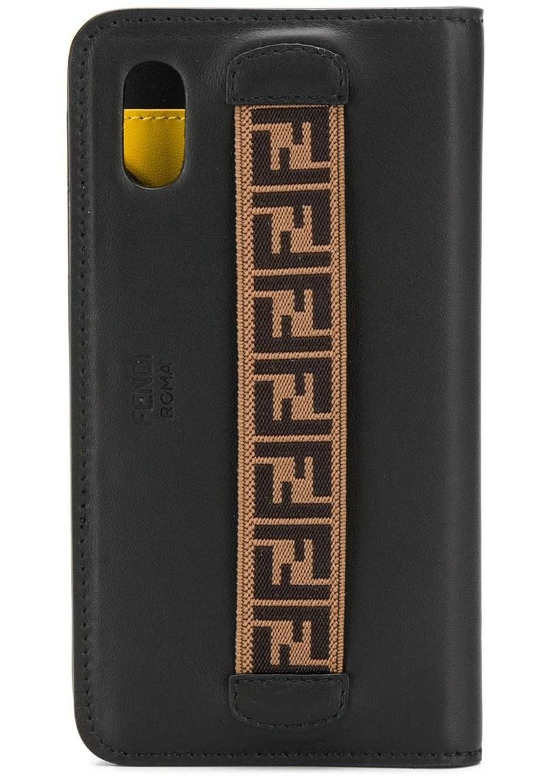 Fendi logo iPhone X/XS case