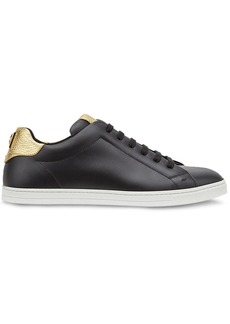 Fendi logo low-top sneakers