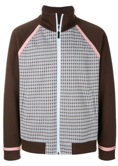 Fendi long sleeve zip jacket