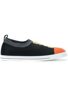 Love Fendi slip-on sneakers