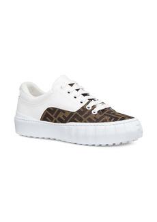 Men's Fendi Force Ff Low Top Sneaker
