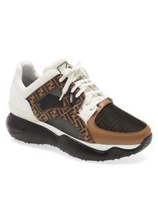 Men's Fendi Multicolor Chunky Sneaker