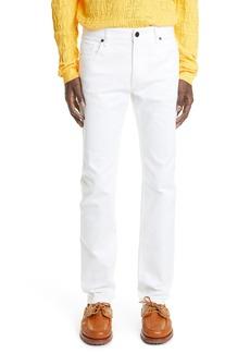 Men's Fendi X Sarah Coleman Ff Vertigo Stretch Denim Jeans