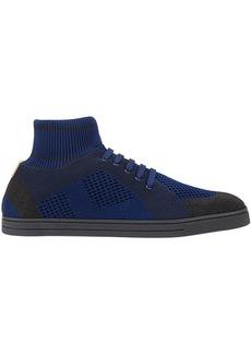 Fendi mesh sock sneakers