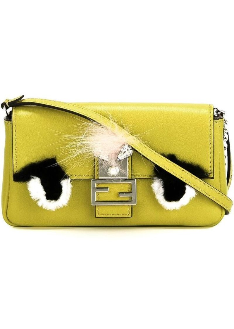 c9658726ca Fendi micro Baguette crossbody bag | Handbags