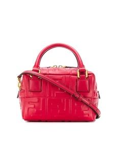 Fendi mini Boston leather bag
