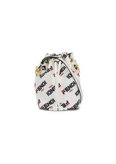 mini FendiMania Mon Tresor bucket bag