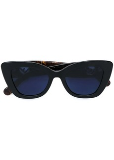 Fendi monogram frame sunglasses