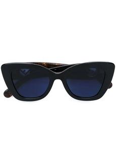 Fendi monogram frame sunglasses