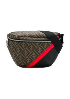 Fendi monogram print belt bag