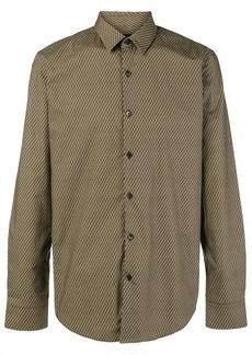 Fendi monogram print shirt