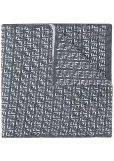 Fendi monogram scarf
