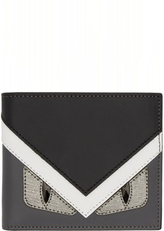 Fendi Multicolor 'Bag Bugs' Wallet