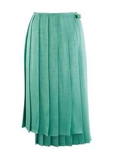Fendi Organza Skirt