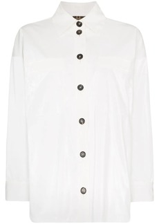 Fendi oversized shirt
