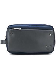 Fendi pouch clutch bag